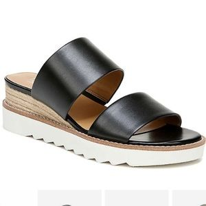 Franco Sarto Conan Wedge Sandals